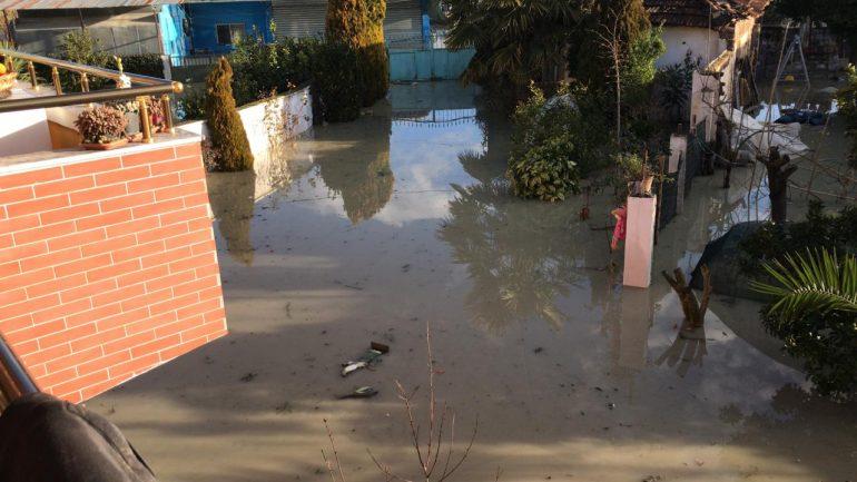 permbytje, Shijak