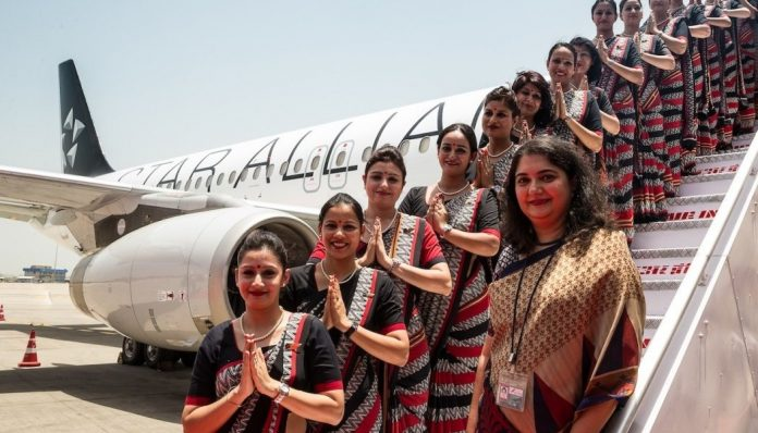Air India Star Vt Esf Air Hostess Cabin Crew1 E1457513033184 696x398