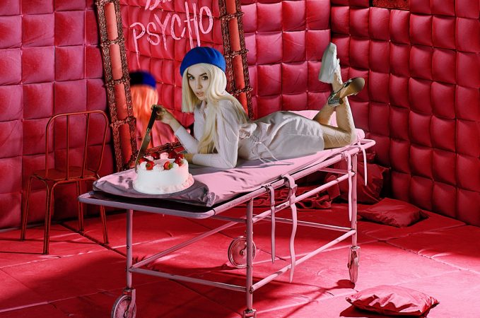 Ava Max Sweet But Psycho