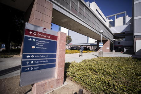 Hospitals And Emergency Services Strained Amid Coronavirus Pandemic In Los Angeles