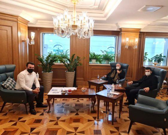 Kadri Morinaj Dhe Zoran Zaev