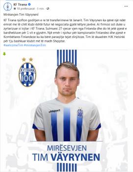 Tirana Tim