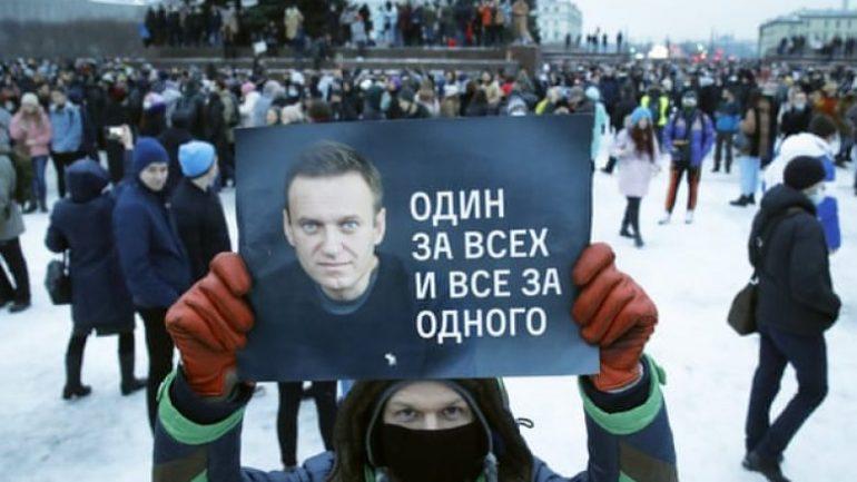 Alexei Navalny Protesta 780x439