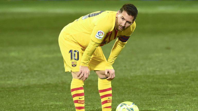 Esp: Sd Huesca Fc Barcelona. La Liga Santander.