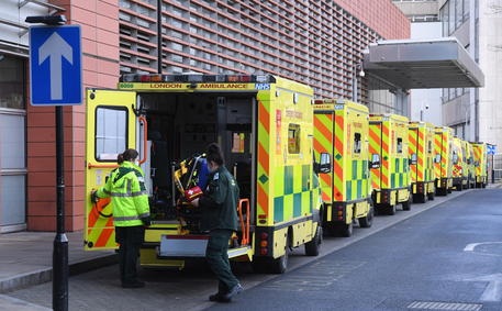Nhs Suffers As Covid 19 Cases Surge