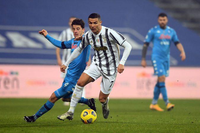 Juventus V Ssc Napoli Italian Ps5 Supercup