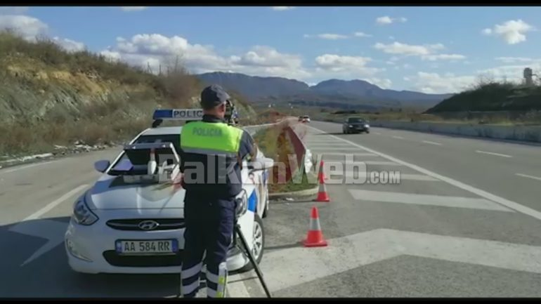 Policia Mat Shpejstesine