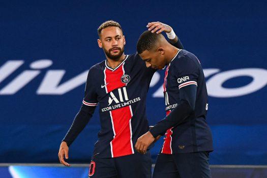 Psg Exit Messi Paris Doit Miser Sur Neymar Mbappe A 304955