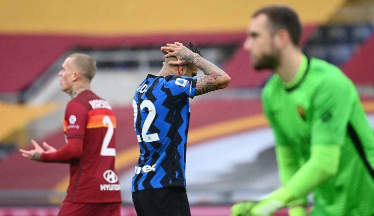 Roma Inter Vidal Conte