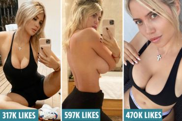 10 Times Wanda Nara Has Sent Her Instagram Followers Wild 800x533