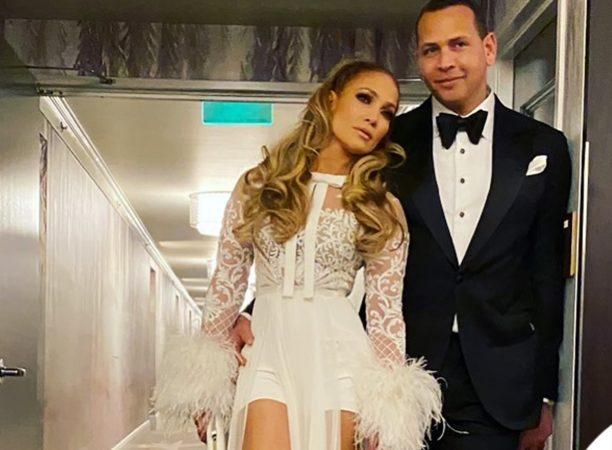 Jennifer Lopez E Alexander Rodriguez