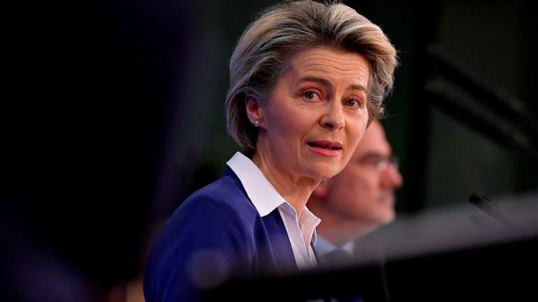 Ursula Von Der Layen