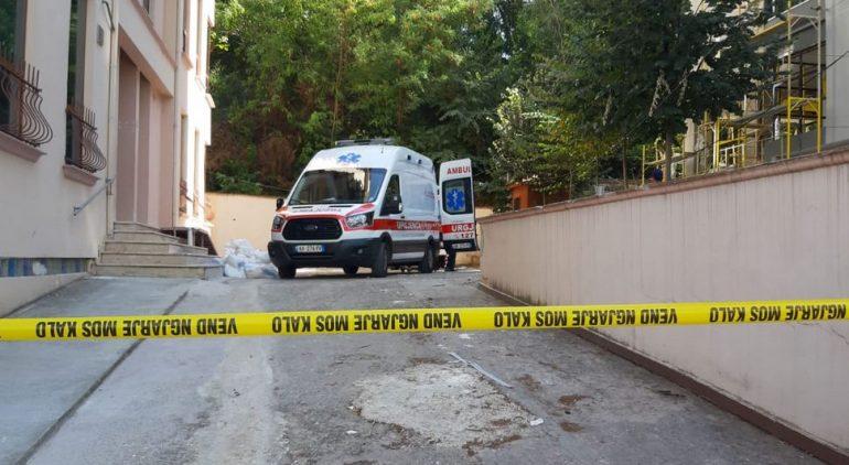 Ambulanca Shqiperi
