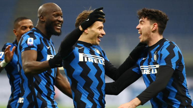 Barella Inter Milan