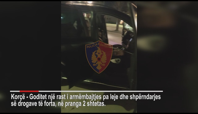 Korce Policiaaa