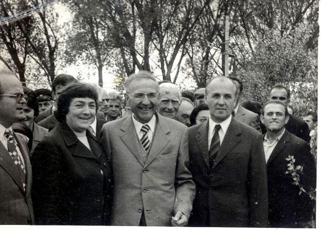 Mehmet Shehu Ramiz Alia