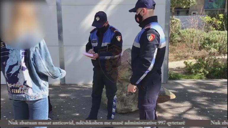 Policia Gjob A