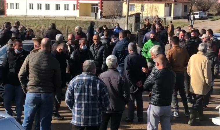 Proteste Maliq