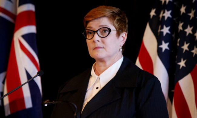 Australian And Us Officials Hold Ministerial Meetings