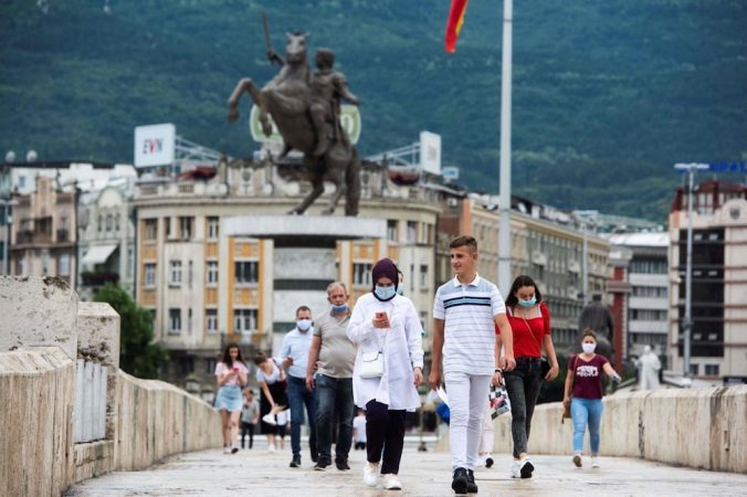 Maqedonia E Veriut Covid1