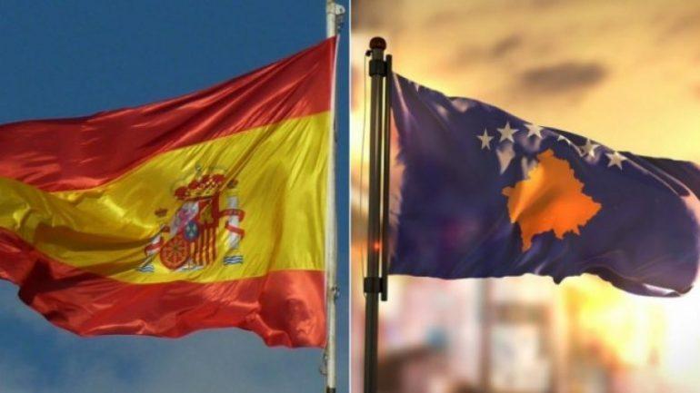 Spanje Kosove Flamuri