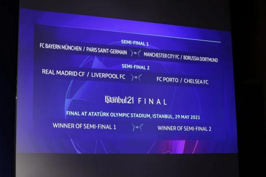 Gjysmefinalet