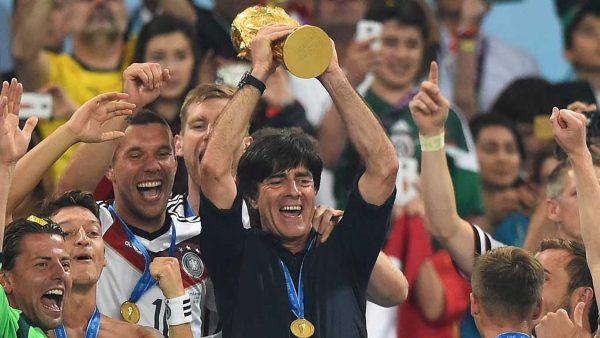 Joachim Loew Jules Rimet Trophy World Cup Germany 3172306