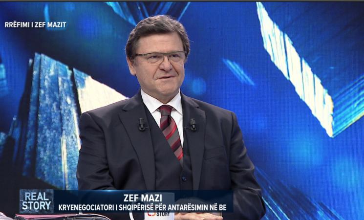 Zef Mazi