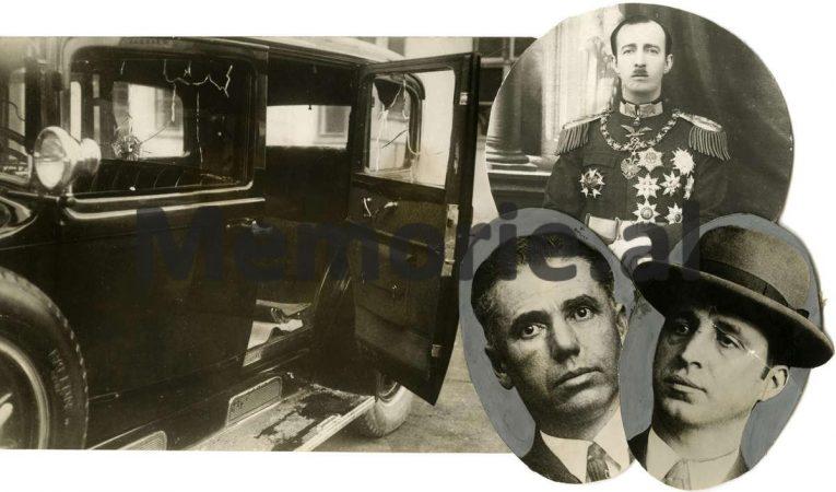 Atentati Ndaj Zogut Ne Vjene Azis Cami Dhe Ndok Gjeloshi 1931