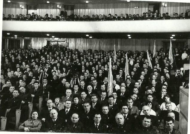 Delegatet Ne Kongresin E Vi Te Ppsh Se. 1971