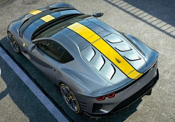 Ferrari E Re