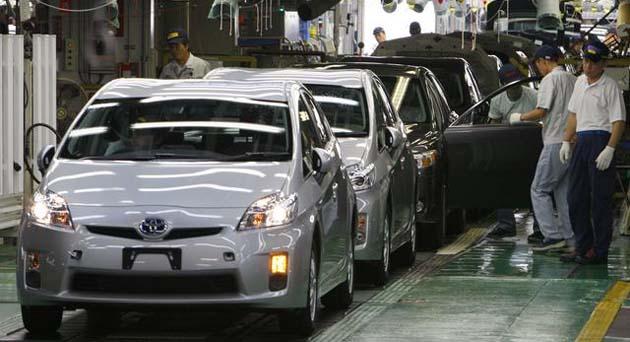 Japan Automobile Industry