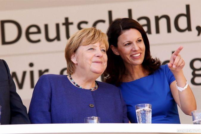 Katja Leikert Merkel