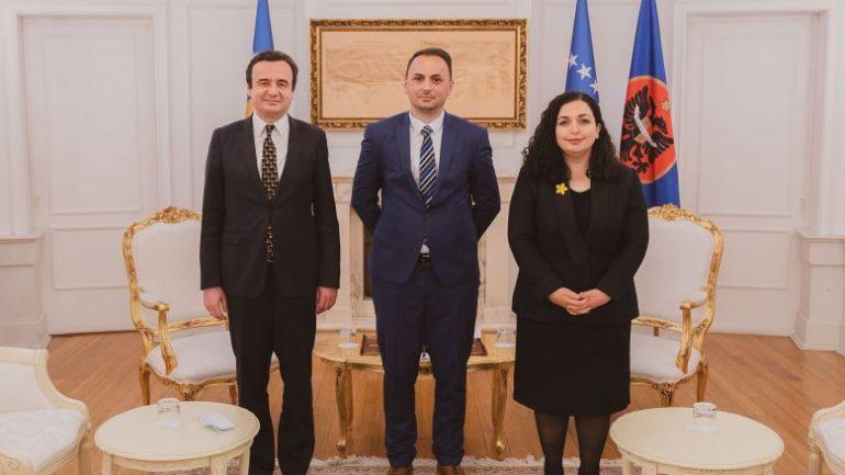 Petrit Ajeti Emerohet Drejtor I Agjencise Se Kosoves Per Inteligjence 1 780x439