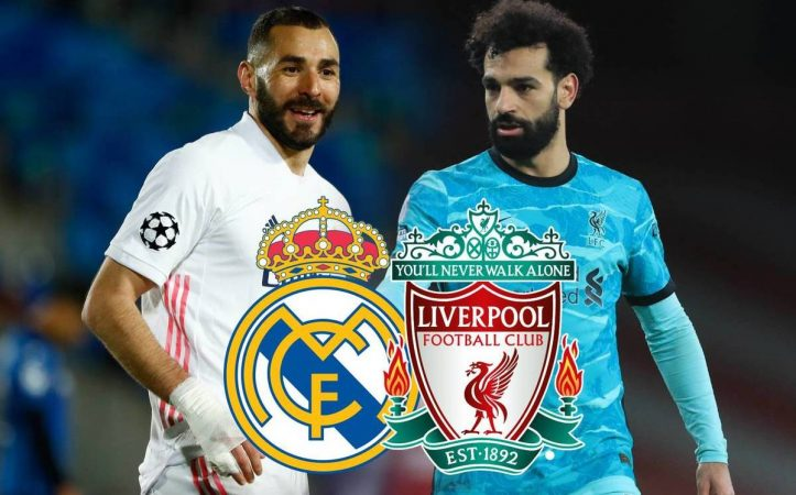Real Madrid Vs Liverpool Where To Watch Live Champions League