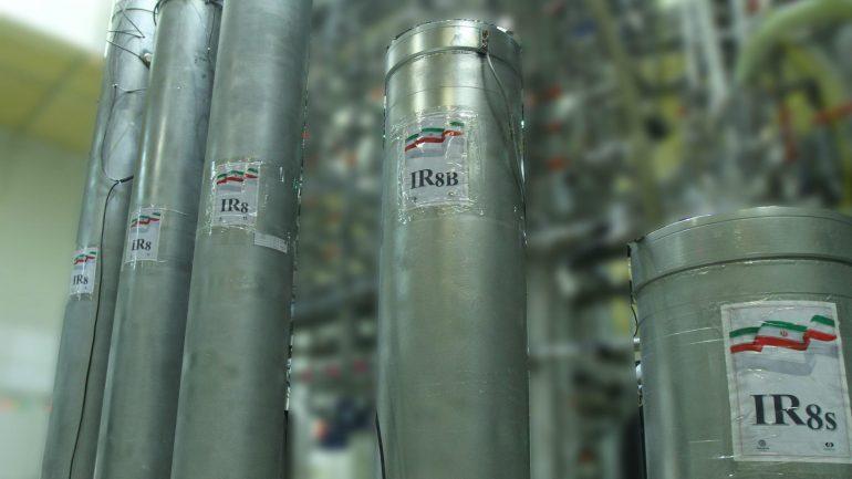 Iran Uranio Acuerdo Nuclear