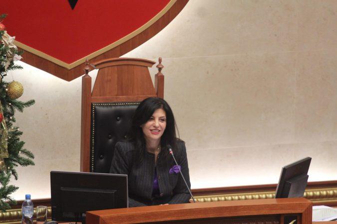 Jozefina Topalli Ne Parlament 5