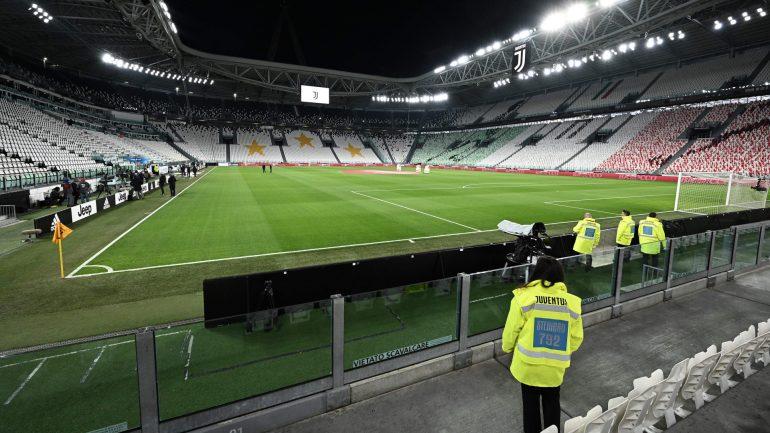 Juventus Inter Serie A Coronavirus P5c91g4z42okzd7hjddfhffc