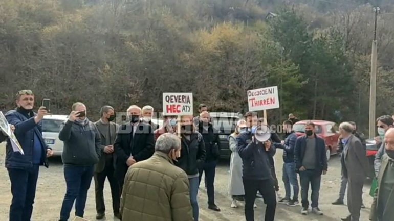Mirdite Protesta