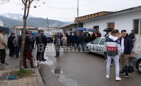 Protesta Ne Lezhe