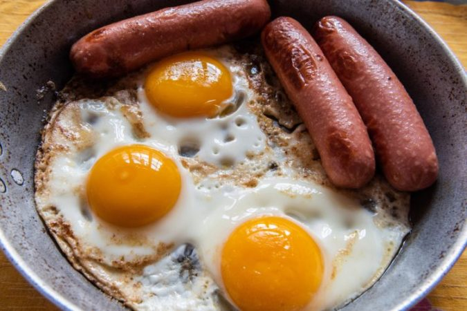 190517113420 17 Breakfast Around The World Eggs And Sausage 750x500