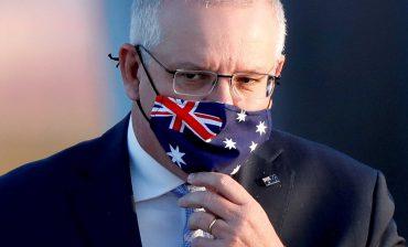 File Photo: Australian Prime Minister Scott Morrison Visits Tokyo
