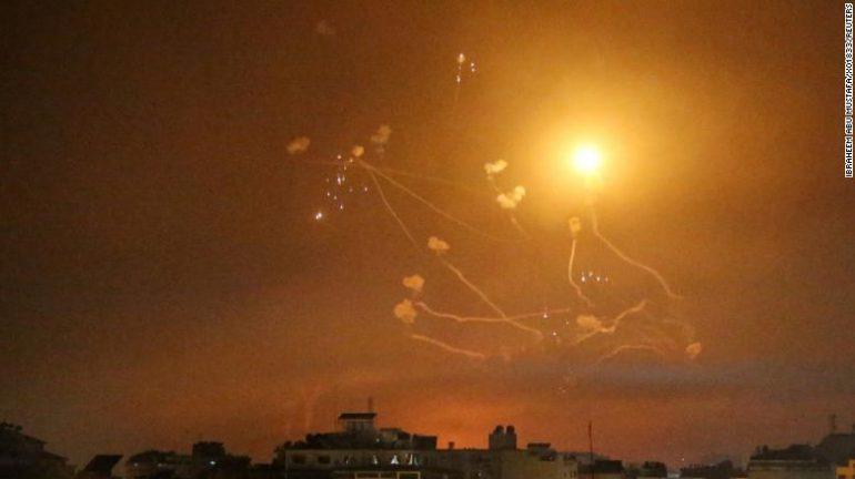 210511213956 03 Israel Gaza 0512 Iron Dome Exlarge 169