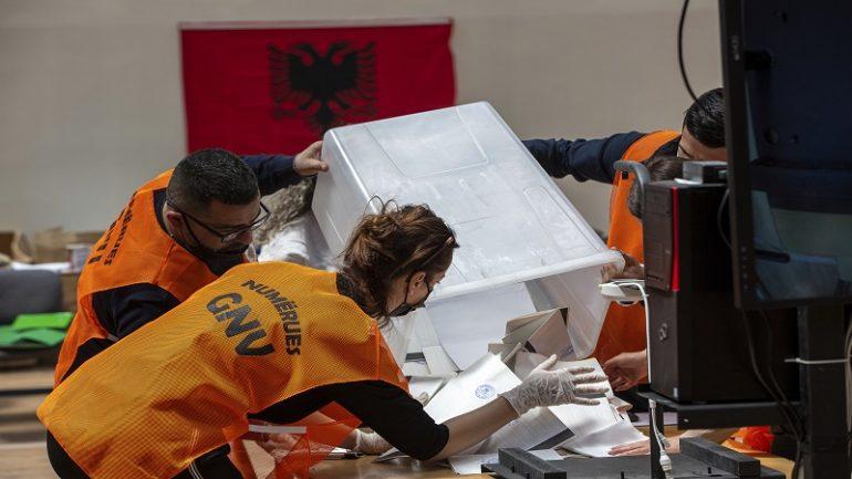 Albania Election