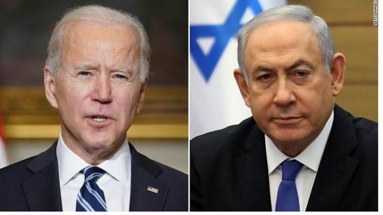 Biden Netanyahu1