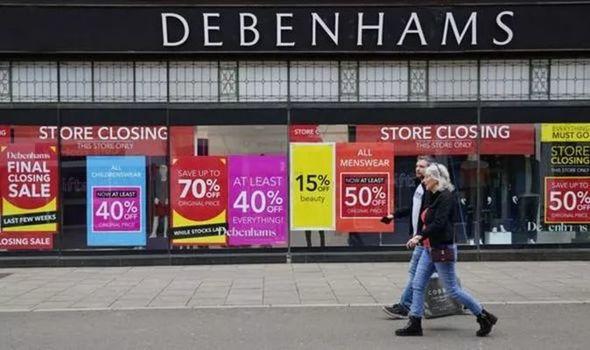 Debenhams 1436488