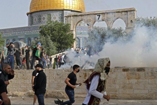 Israel Palestine Al Asqa Mosque May 10 2021 E1620821252735