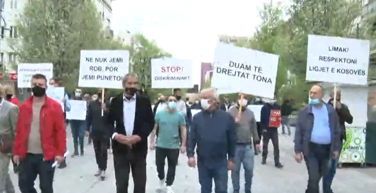 Kosove Proteste
