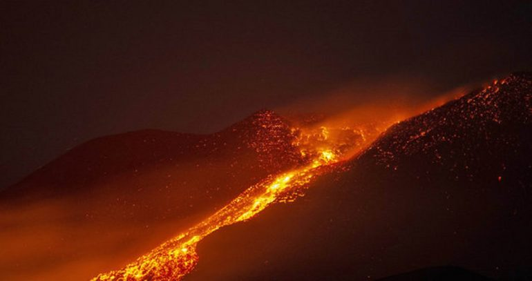 Vullkani Etna