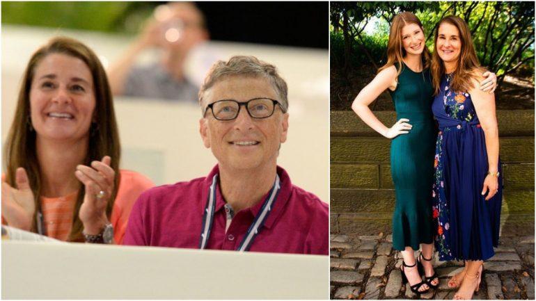 Bill Gates Jennifer Gates 6